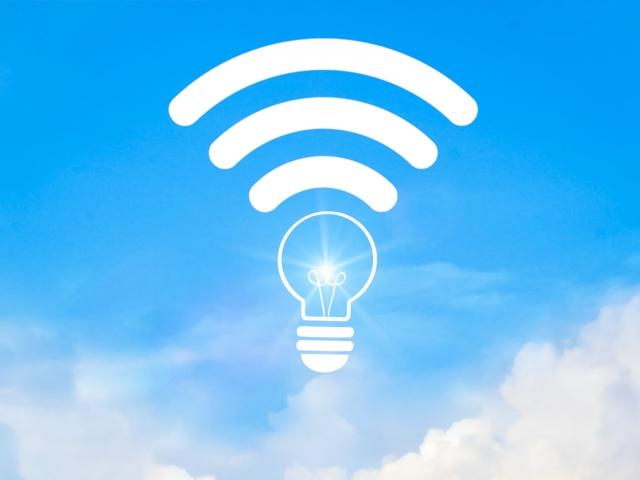 Wi-Fiを確認する