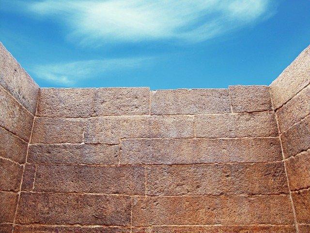 自分の障害となって現れる壁